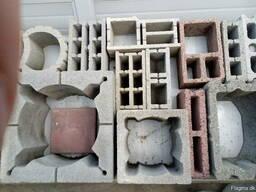 Пресс-формы для блок-машин Hess, Poyatos, Masа, Zenith. - фото 5