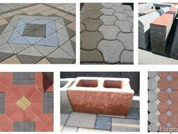 Пресс-формы для блок-машин Hess, Poyatos, Masа, Zenith. - фото 7