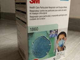 3M 8210 N95 , 3M 1680 N95 , 3 Ply Face Mask