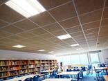 Træbeton lofter /Akustikplader af træbeton - photo 3