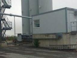 Б/У Стационарный асфальтный завод Ammann 200 т/ч 2007 г. в. - фото 3