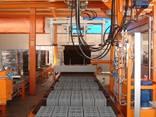 Б/У вибропресс автоматическая блок линия Universal 1000 (1300-1500 м2), 2013 г. в. - фото 10