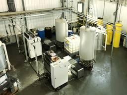Биодизельный завод CTS, 10-20 т/день (полуавтомат), сырье животный жир