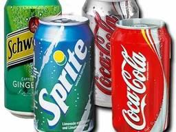 Coca Cola 330ml ,Sprite330ml , Fanta 330ml Cold Drink Can