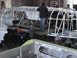 Construction of any sailing and motor boats with aluminum hulls. - фото 4