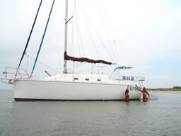 Construction of any sailing and motor boats with aluminum hulls.