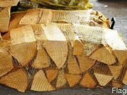 Дрова колотые твердых пород дерева - граб, дуб, ясень - фото 3