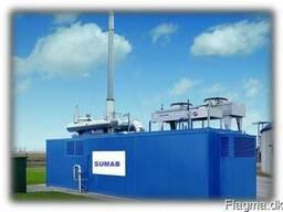 Газопоршневая электростанция SUMAB (MWM) 1500 Квт - фото 1