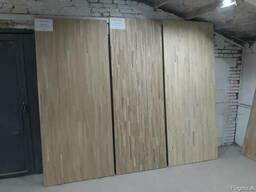 Oak panel. Oak shield - фото 2