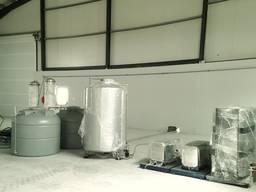 Оборудование для производства Биодизеля завод ,1 т/день (автомат), растительное масло