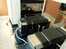 Оборудование для экстракции крилевого масла, CTS