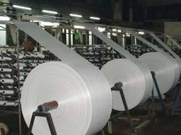 PE bags, woven sleeves, multi-filament yarn - фото 3