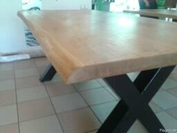Tables of oak - photo 3