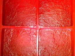 Vi tilbyder (TPU) termopolyurethanforme ikke kun til dekorat