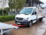 Универсальная жесткая сцепка KOZA для буксировки автомобилей без 2 водителя - фото 13