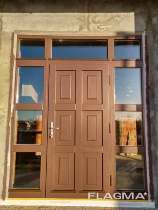 We produce wooden tilt-and- turn windows from conifer