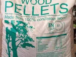 Wood pellets ENplus A1