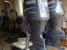 Yamaha- 90HP 75HP 115HP 150HP 4 stroke outboard motor