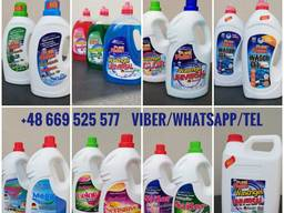 Gel Laundry Detergent Pure Fresh, own production, wholesaler